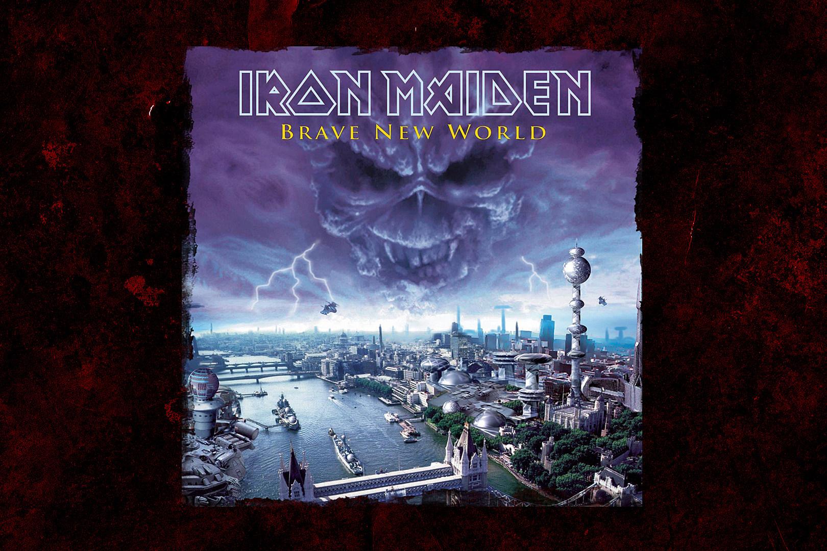 20 Years Ago: Iron Maiden Release 'Brave New World'