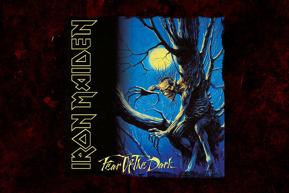 27 Years Ago: Iron Maiden Release 'Fear of the Dark'
