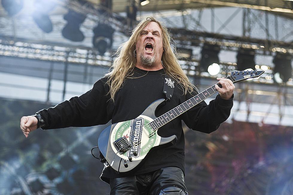 6 Years Ago: Slayer Guitarist Jeff Hanneman Dies
