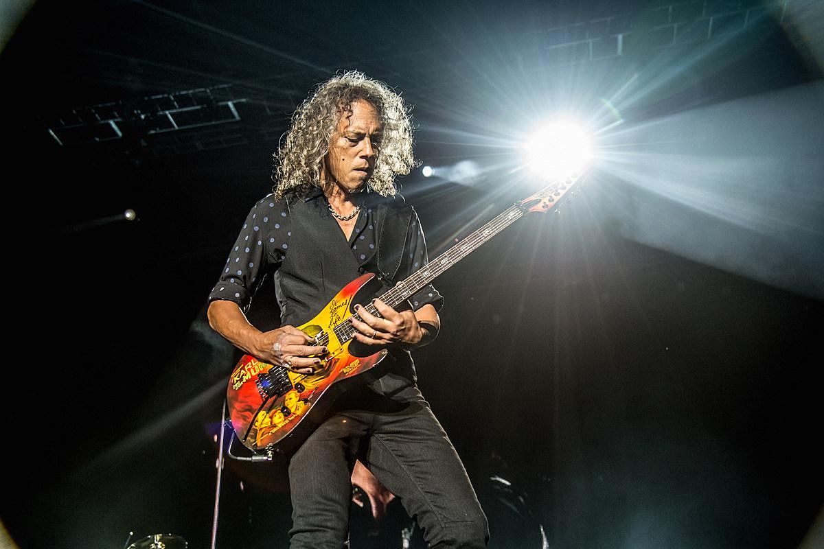 Watch: Metallica's Kirk Hammett Joins UFO Onstage in Los Angeles
