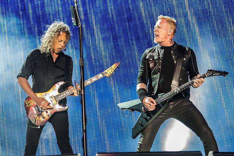 Metallica Announce European Summer Tour With Ghost