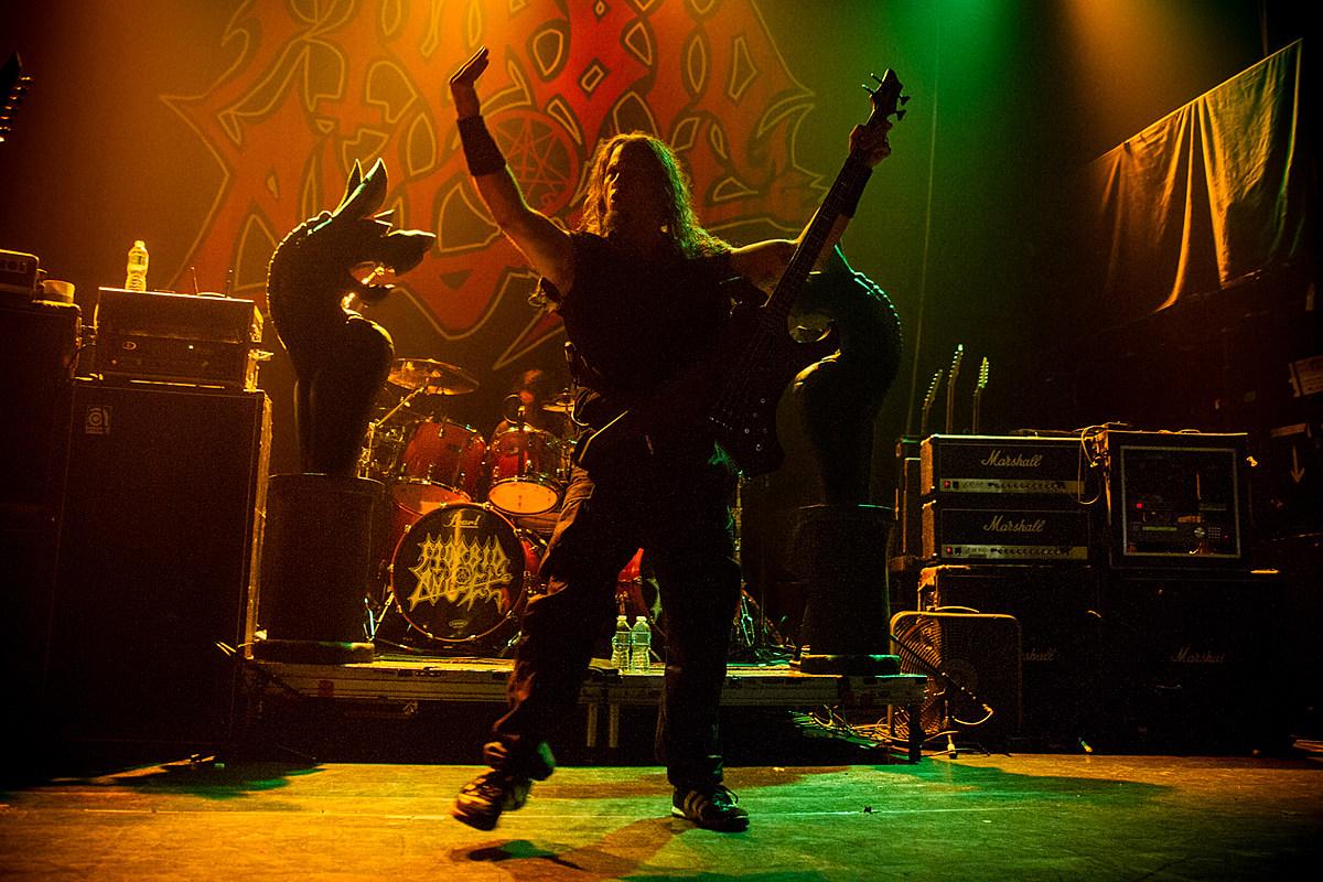 Morbid Angel Announce U S  Tour With Watain + Incantation