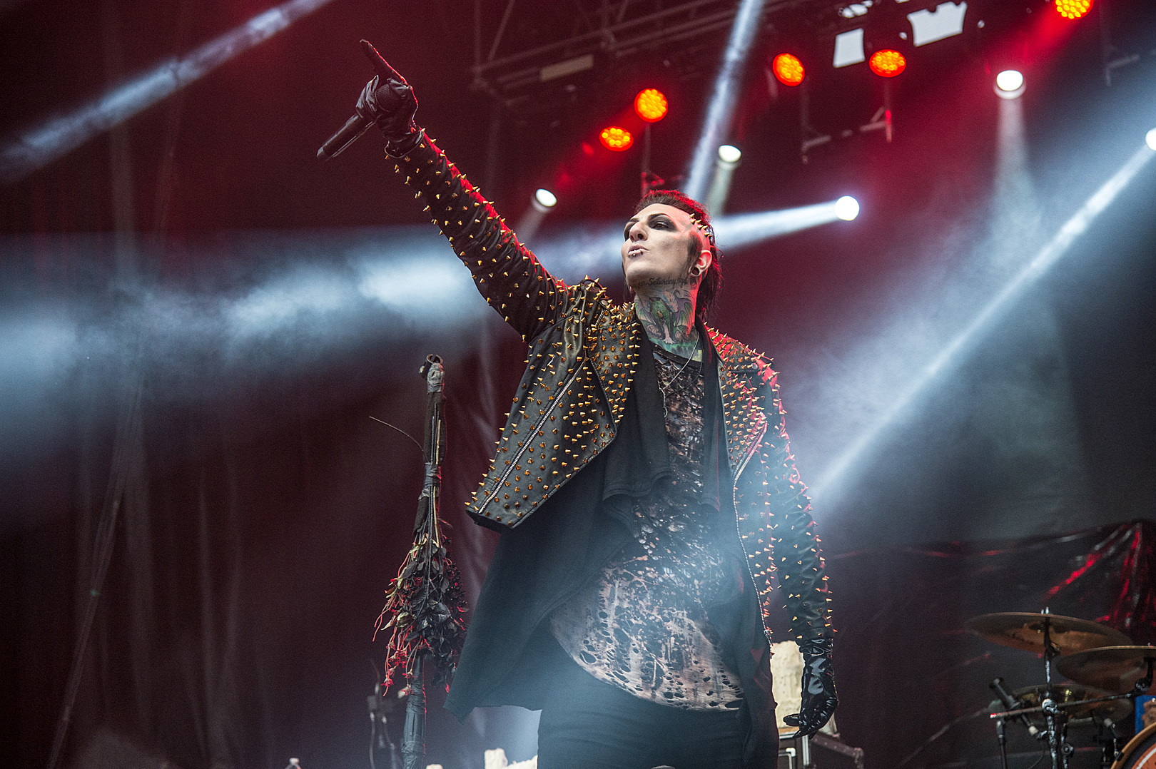 Motionless in White Announce 2020 Tour With Knocked Loose , Stick to Your Guns + Ovtlier