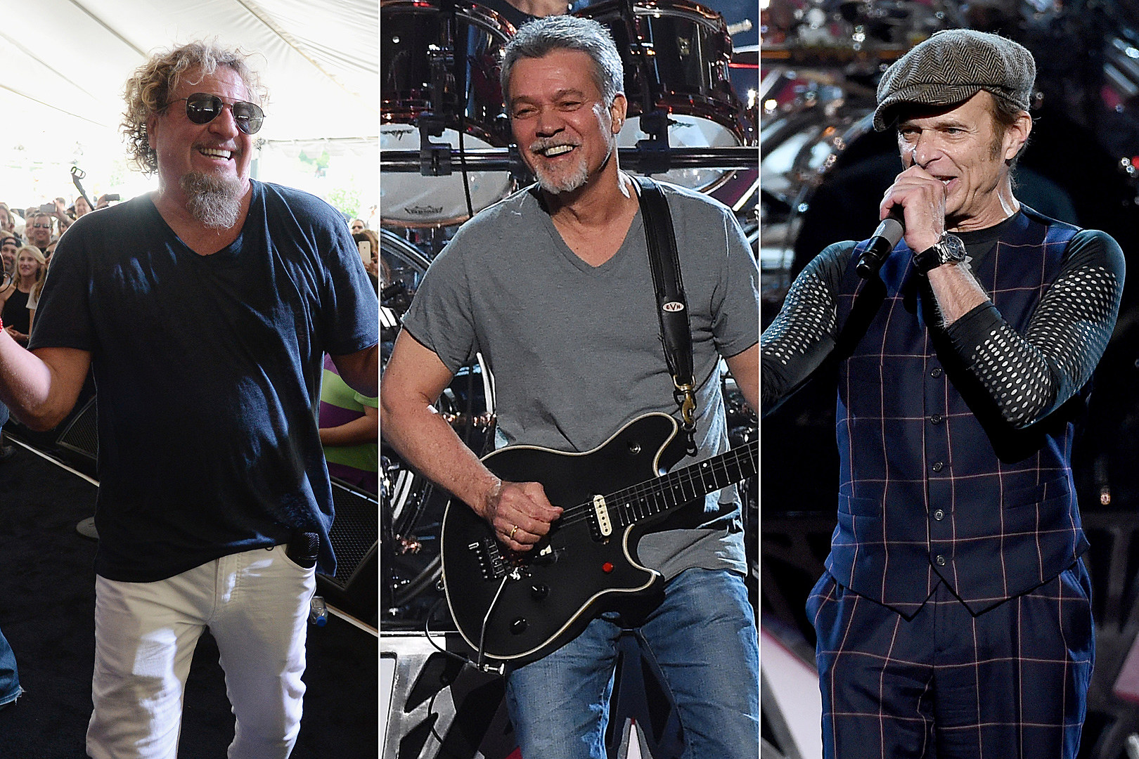Sammy Hagar: 'I Would Only Do' Van Halen Reunion 'With Sam and Dave'