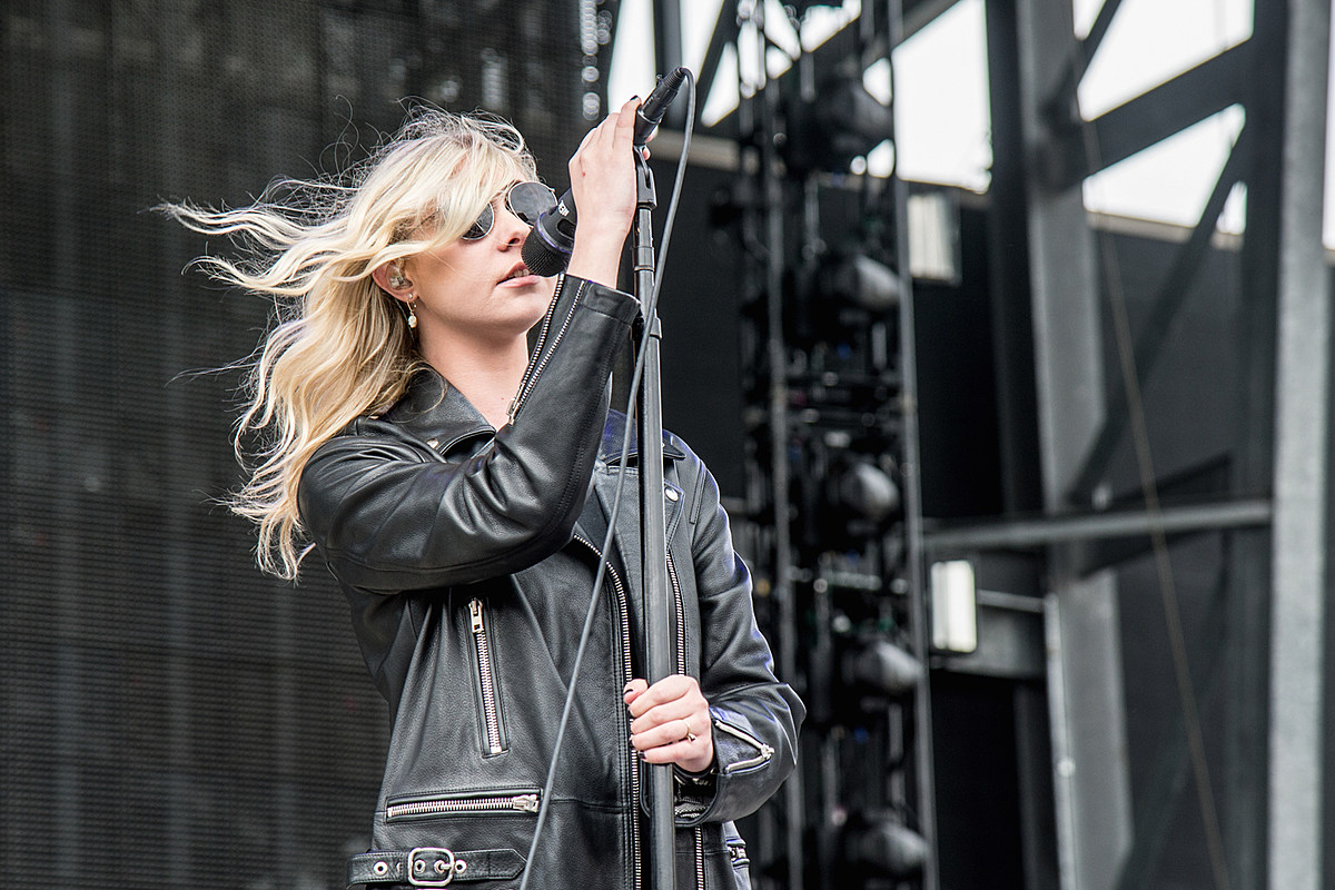 The Pretty Reckless' Taylor Momsen: Music Saved My Life Again