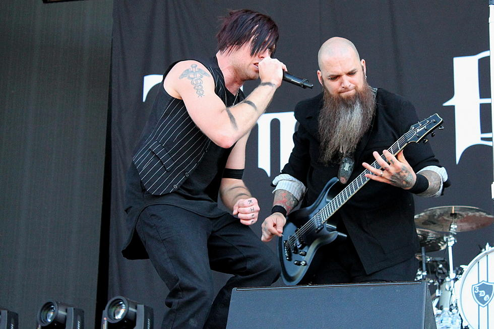 Three Days Grace's Matt Walst 'More Comfortable' With 'Outsider'