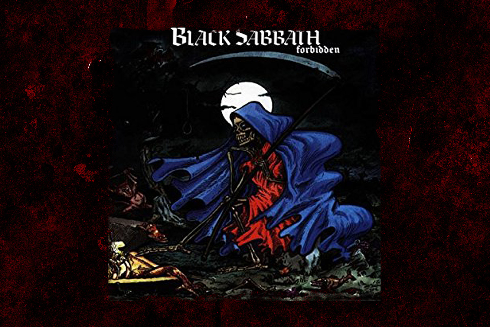 25 Years Ago: Black Sabbath Release 'Forbidden'