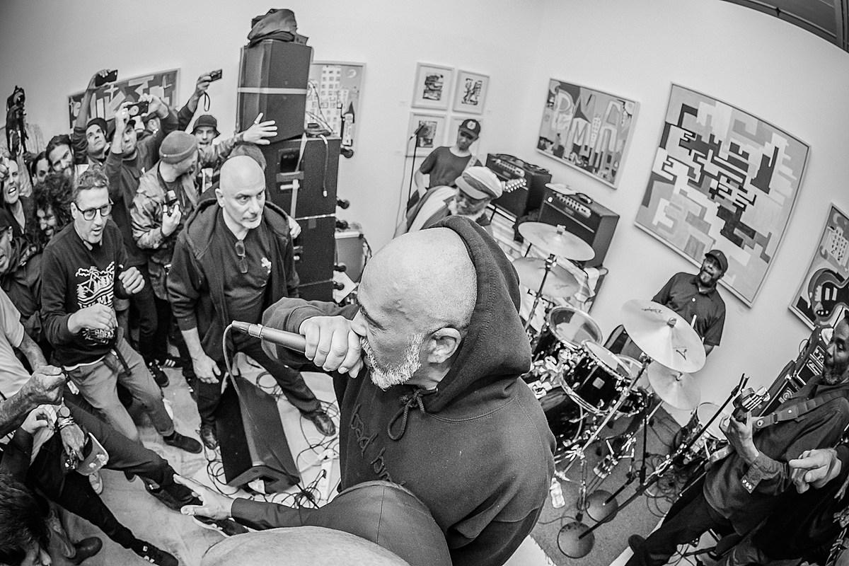 DSC 5991 Original Bad Brains Singer Sid McCray Has Died