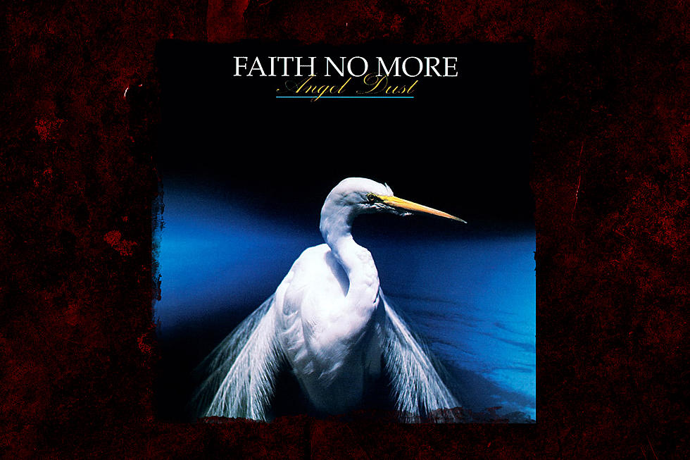 27 Years Ago: Faith No More Release 'Angel Dust'
