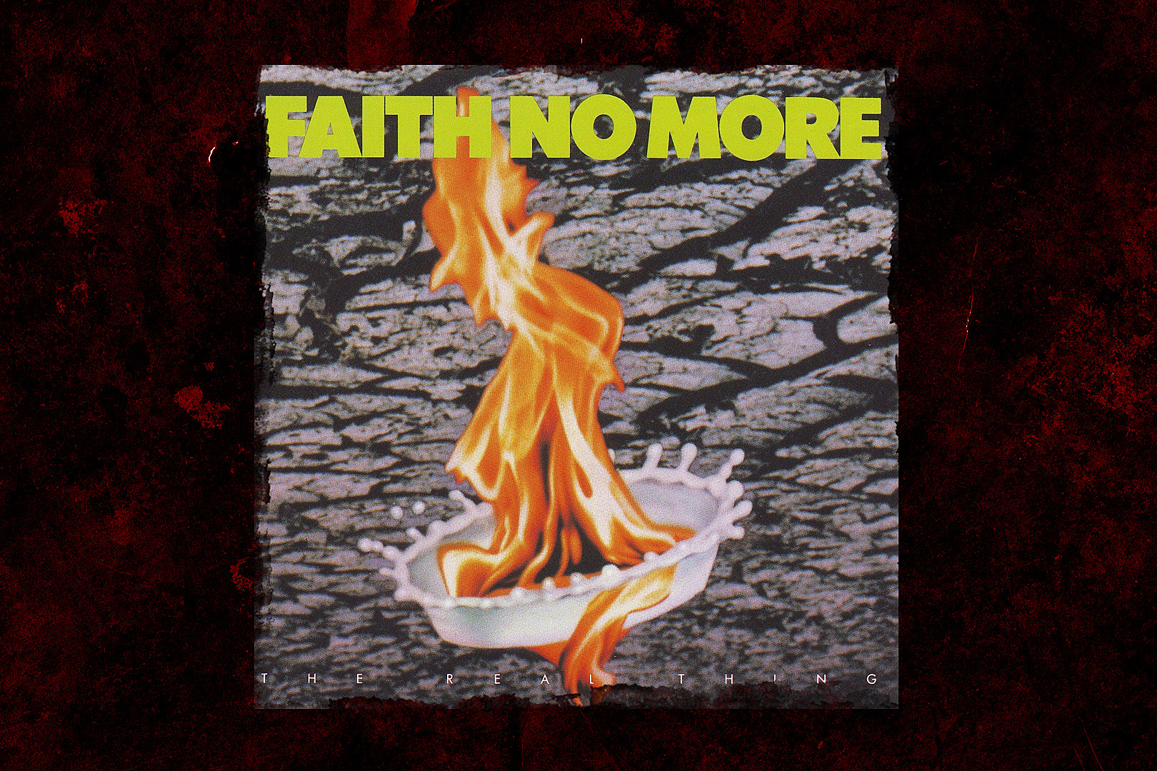 31 Years Ago: Faith No More Release 'The Real Thing'
