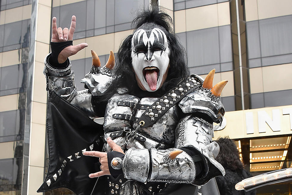 KISS' Gene Simmons Gives Up Pursuit to Trademark Rock Hand Gesture