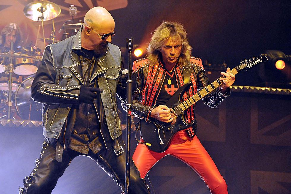 Judas Priest's Glenn Tipton Refused to Use Backing Tracks Live