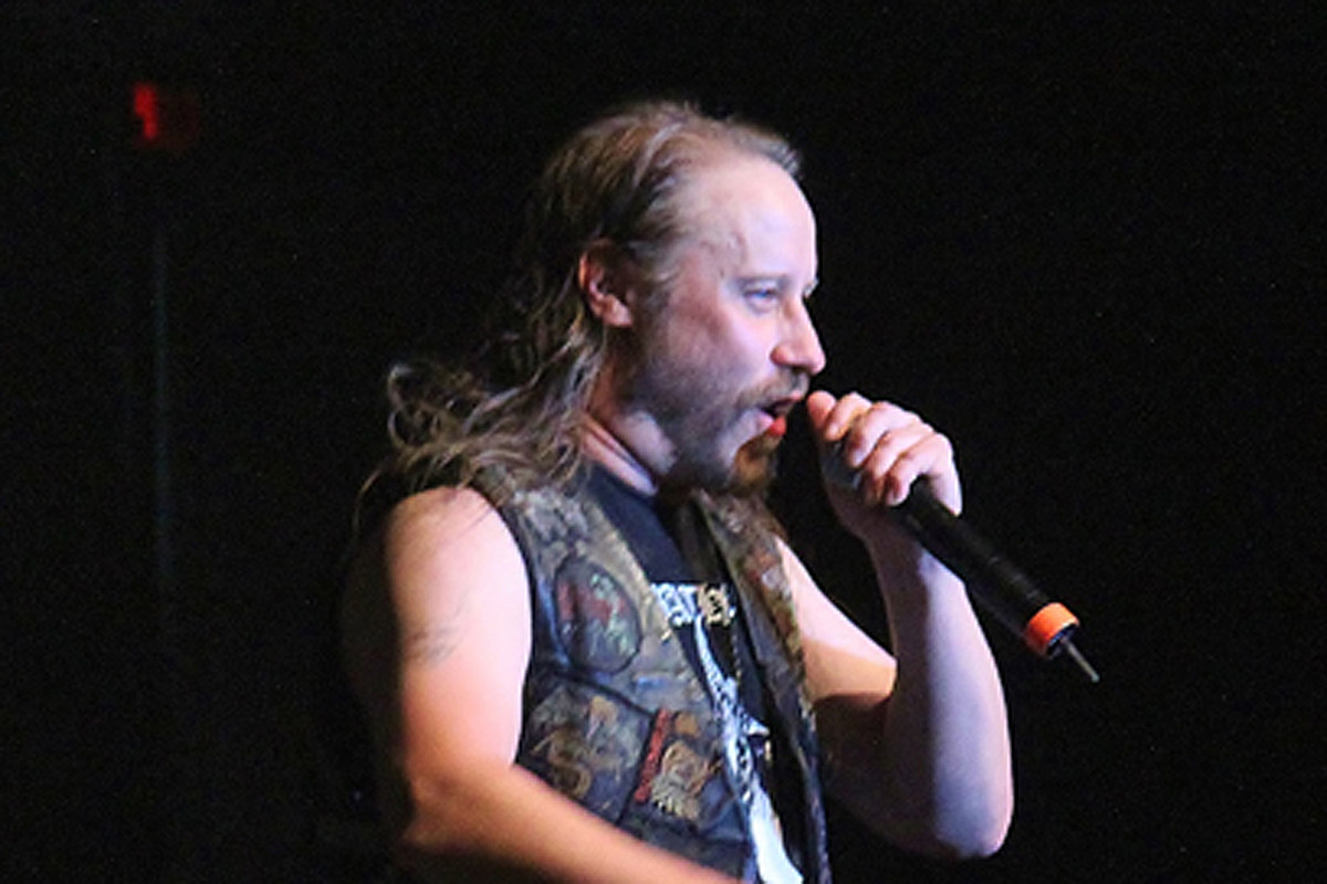 Entombed A.D. Vocalist LG Petrov Diagnosed With Cancer