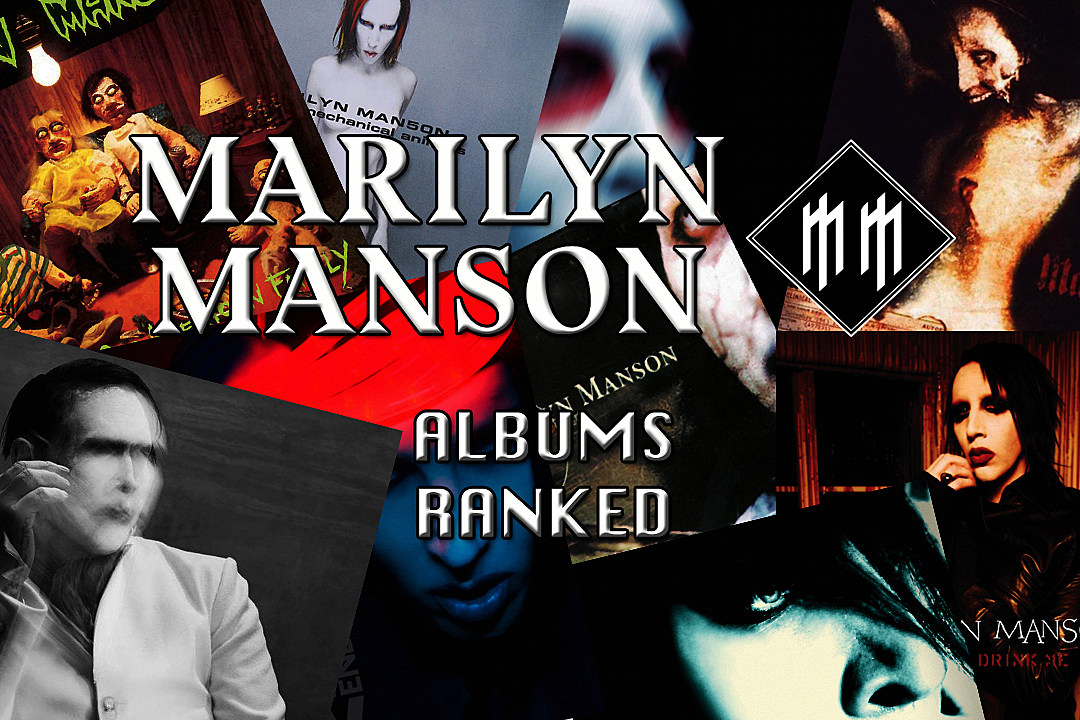 marilyn manson discography download free