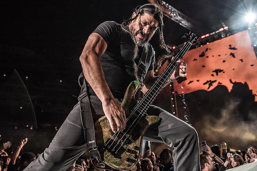 Robert Trujillo: I'm Bringing 'Peace, Harmony and Groove' to Metallica