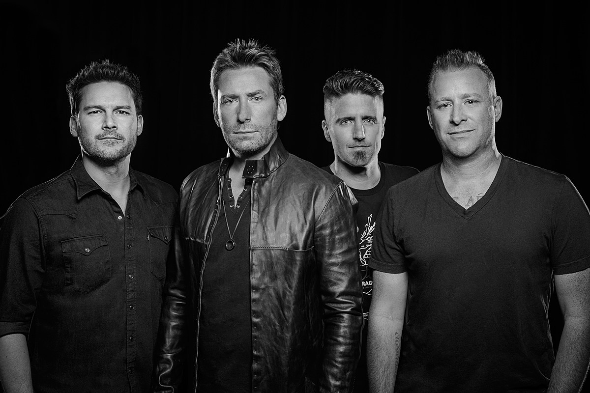 NIckelback Teasing 'All the Right Reasons' 15th Anniversary