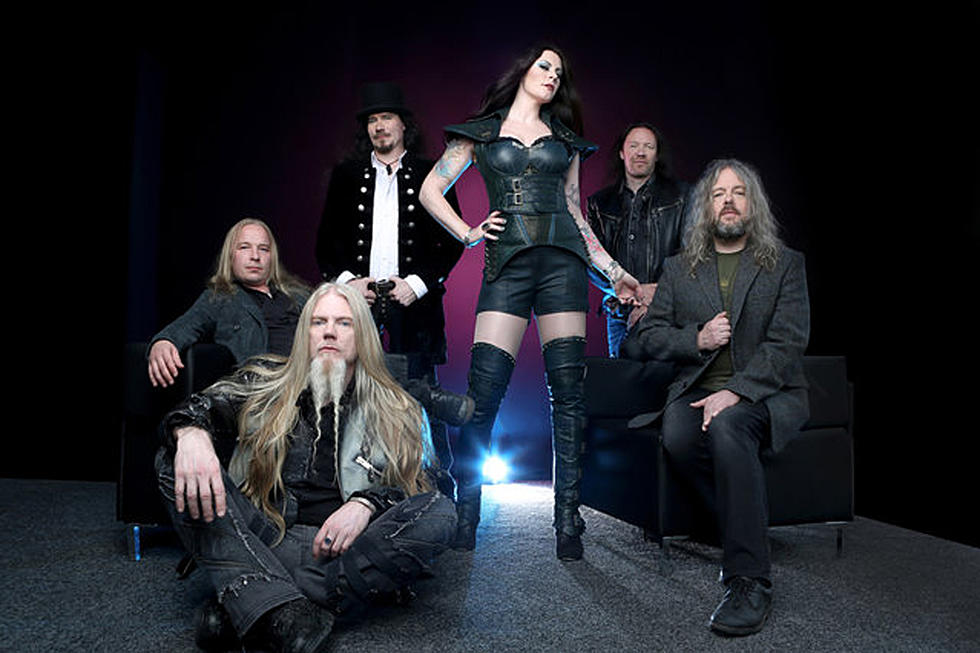 Nightwish Reveal 'Decades' Track Listing + Artwork