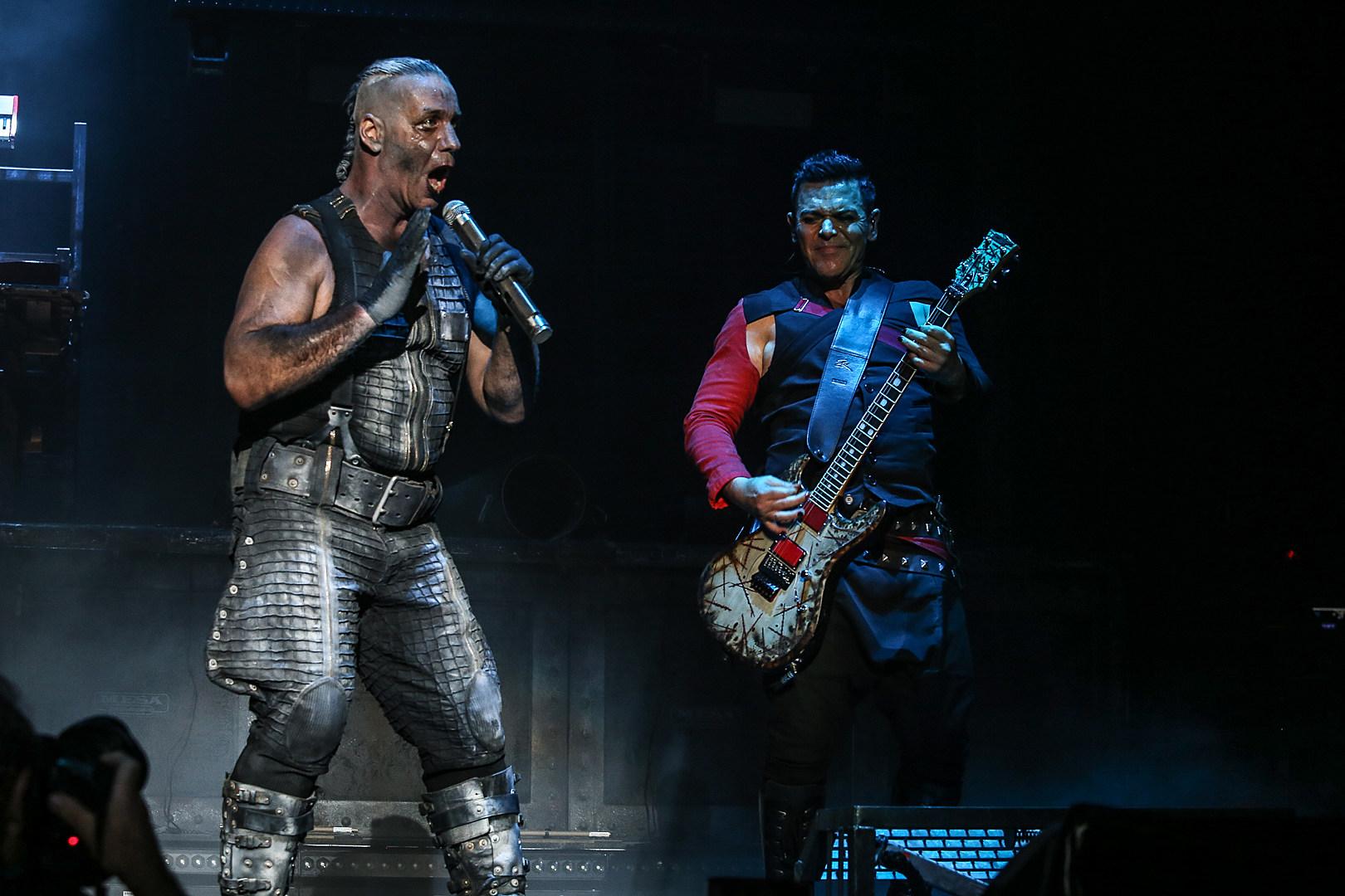 Rammstein live links dating
