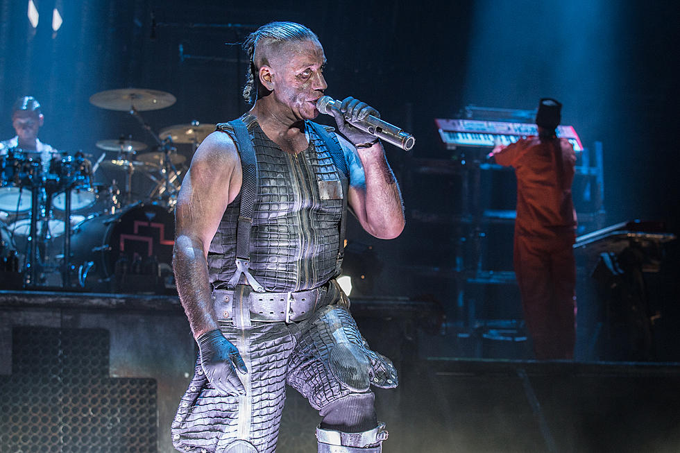 Rammstein Release 'Deutschland' Music Video [NSFW]