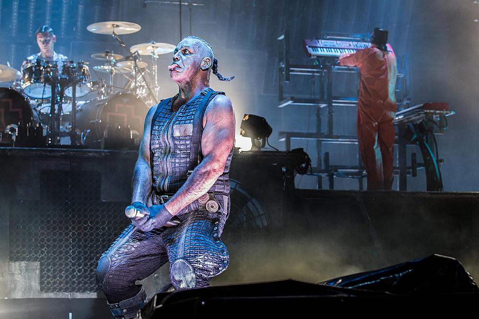 Rammstein Unveil Surprisingly Simple Artwork for New Album
