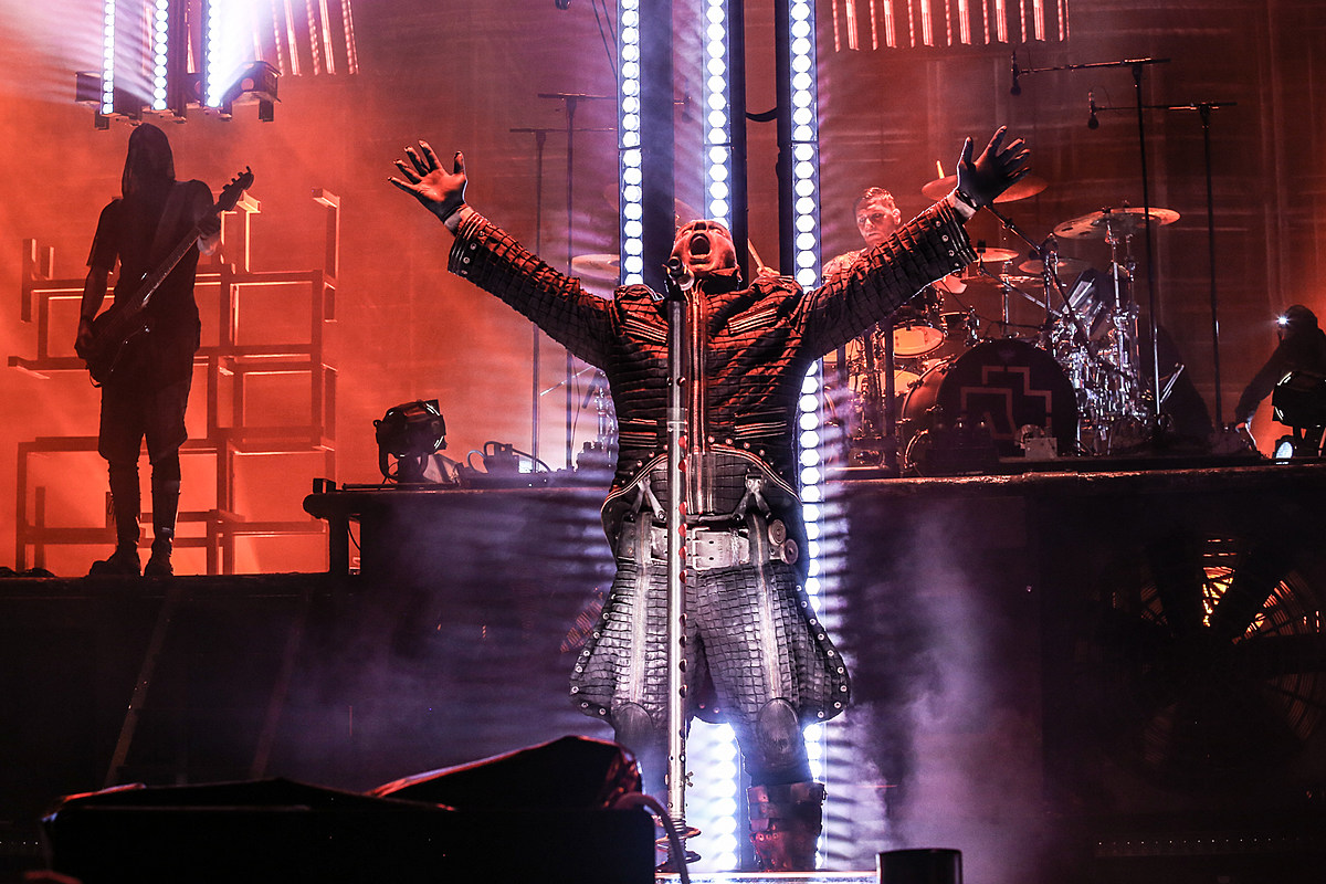 Rammstein Reveal Release Date for First Album in 10 Years