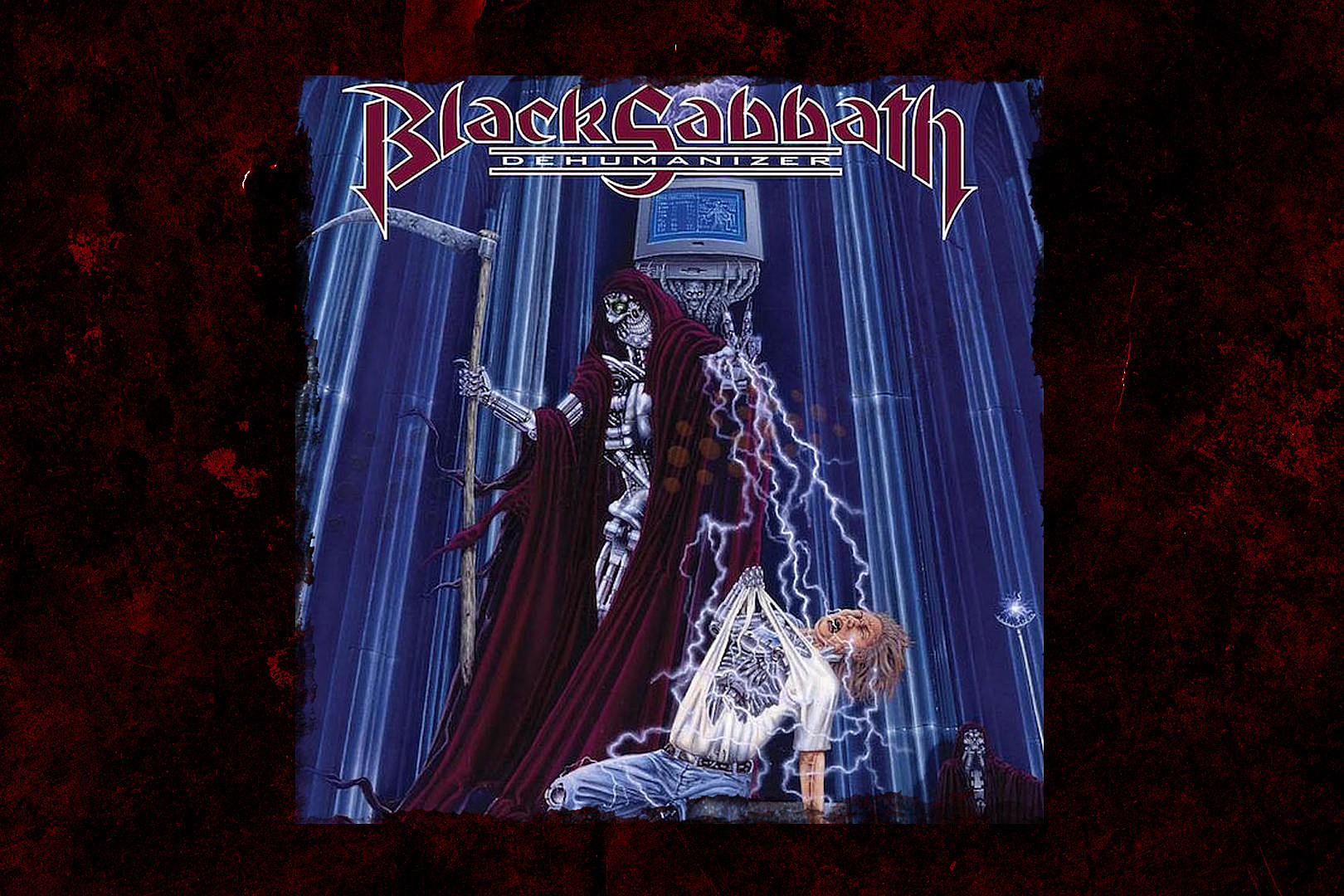 28 Years Ago: Black Sabbath Release 'Dehumanizer'