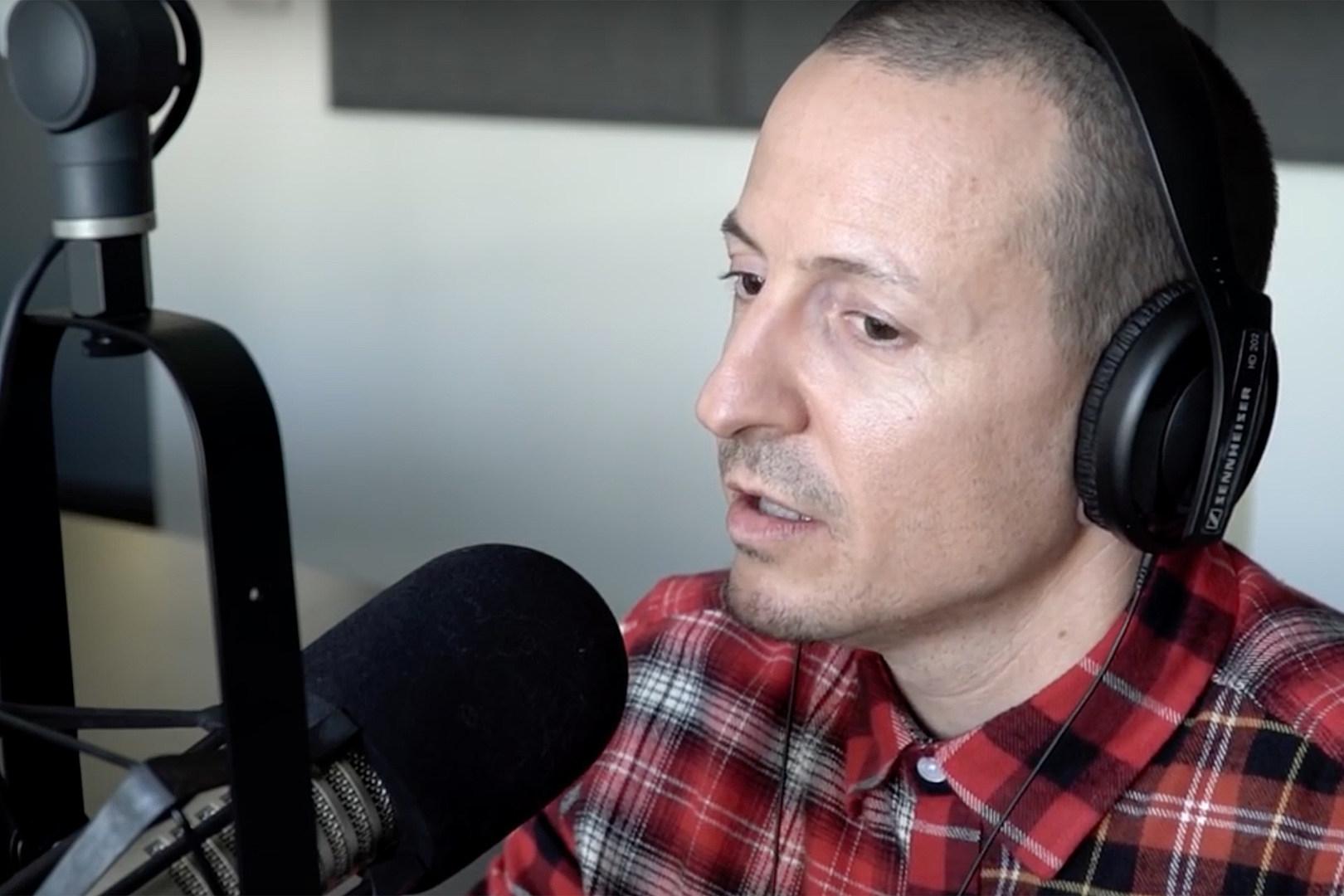 Chester Bennington Revealed Depths of Depression in Radio