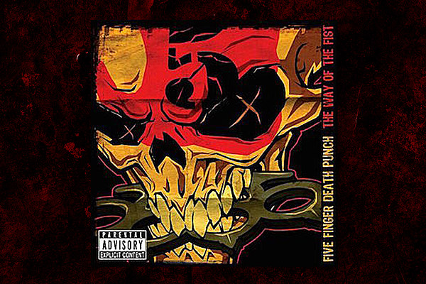 11 Years Ago Five Finger Death Punch Issue The Way Of The Fist