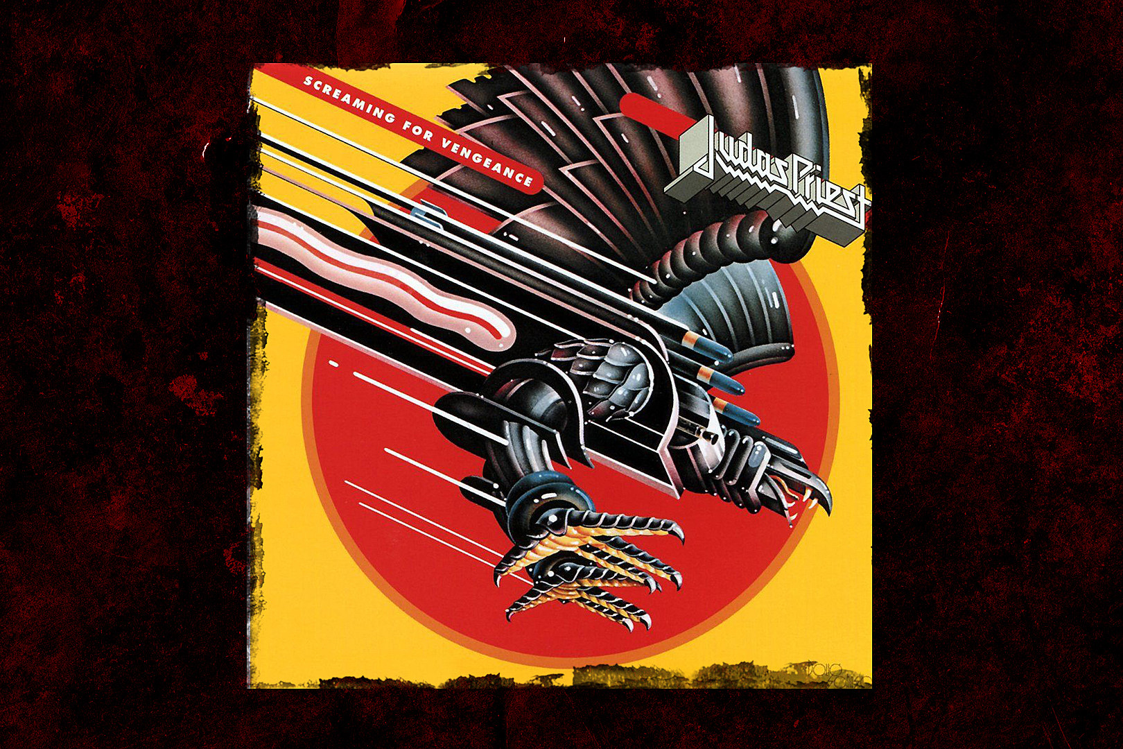 37 Years Ago Judas Priest Release Screaming For Vengeance