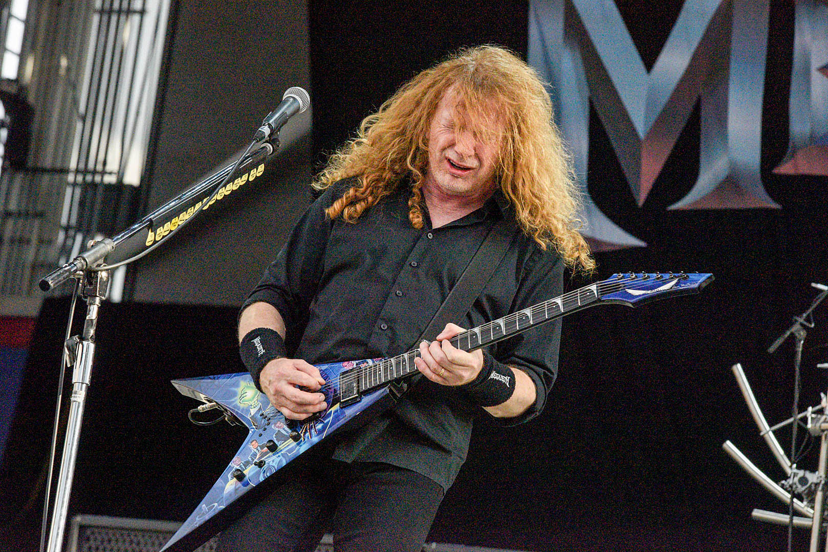 Megadeth's Dave Mustaine: Why 'Peace Sells' Not on Greatest Hits