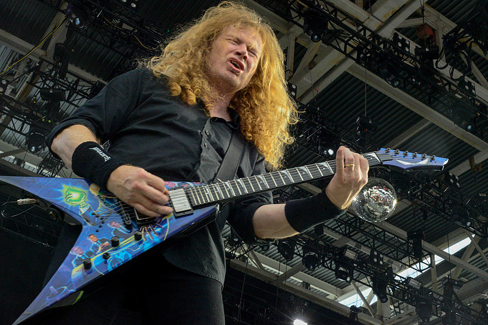Megadeth Targeting April 2019 Release Possibly With Blast Beats
