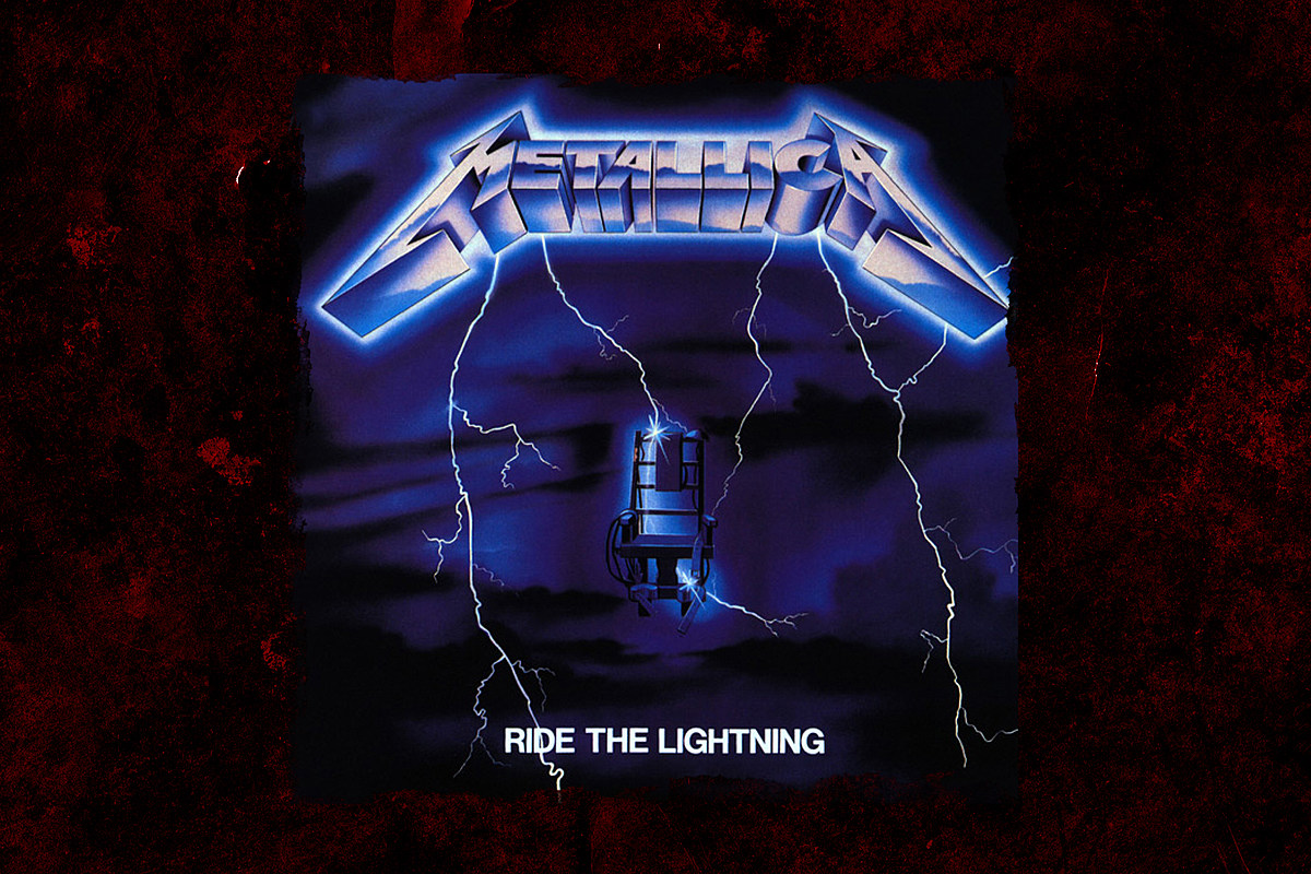 35 Years Ago: Metallica Release 'Ride the Lightning'