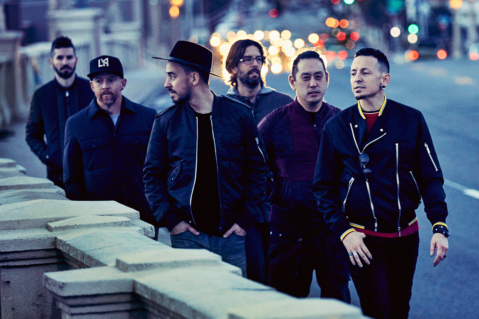 Linkin Park Break Record With 23 Tracks On Hot Rock Songs
