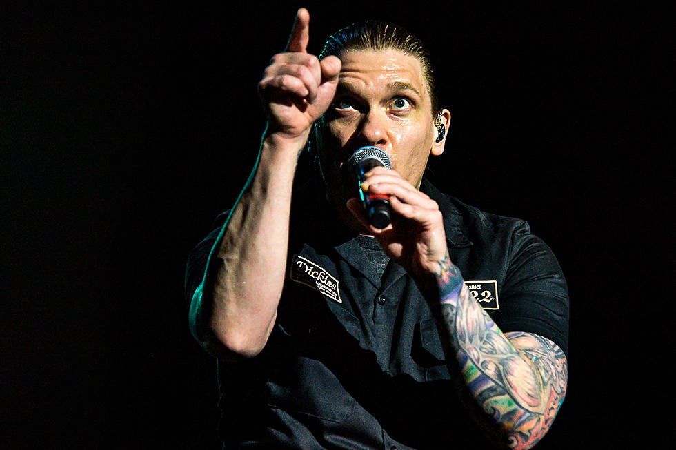 Shinedown's Brent Smith Didn't Think He Could Write Music Sober