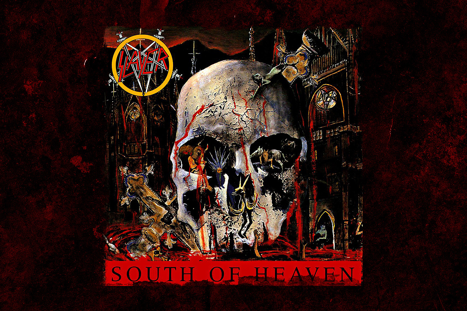32 Years Ago: Slayer Release 'South of Heaven'
