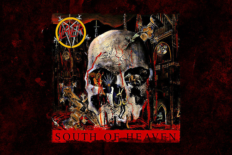 31 Years Ago: Slayer Release 'South of Heaven'