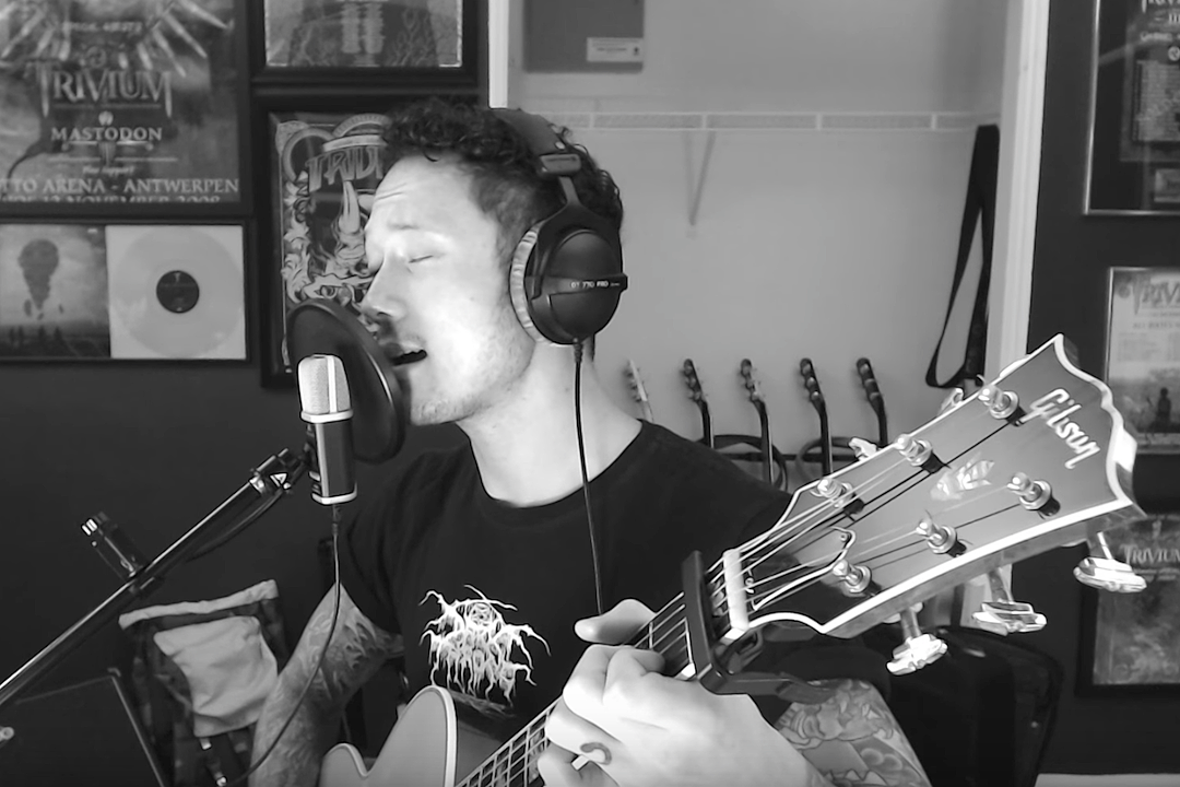 Listen: Trivium Stay Alive on New Song