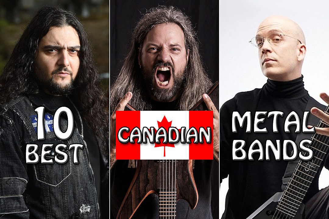 10 Best Canadian Metal Bands