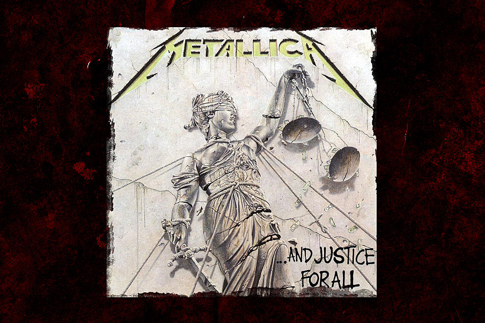 31 Years Ago: Metallica Unleash '…And Justice for All'