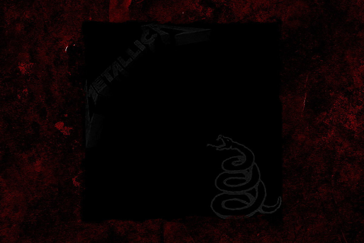28 Years Ago: Metallica Release 'The Black Album'