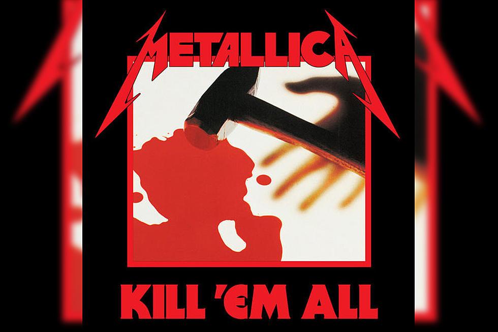 Top 50 Thrash Metal Albums of All Time