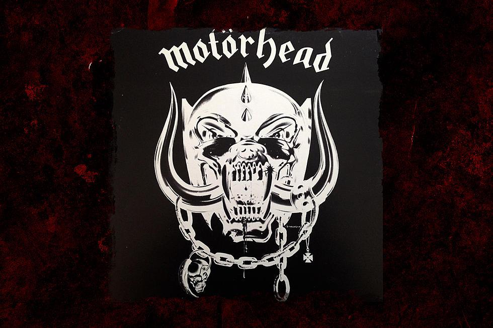 42 Years Ago: Motörhead Release Their Self-Titled Album