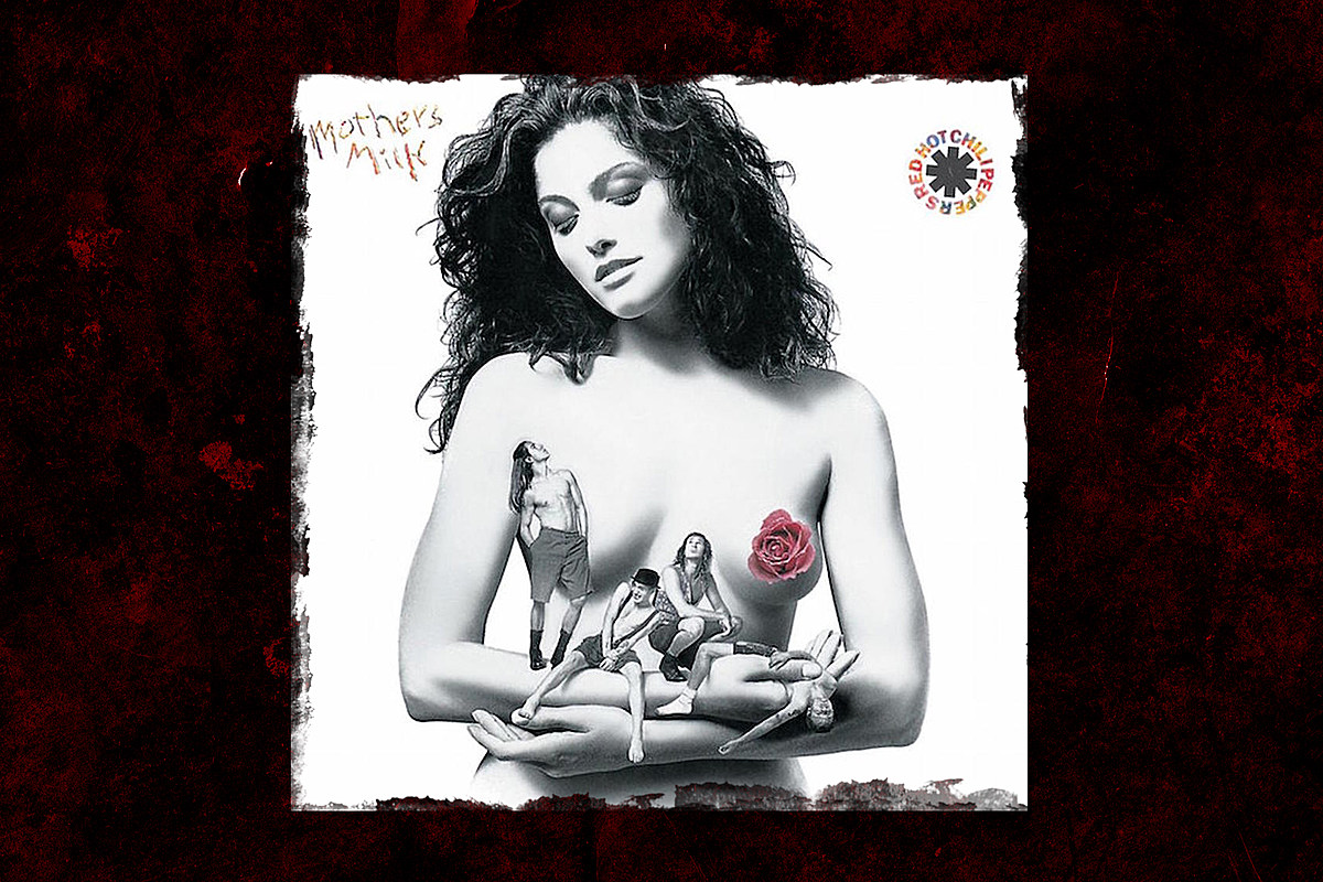 Red Hot Chili Peppers Mothers Milk 31 Years Ago: Red Hot Chili Peppers Release 'Mother's Milk'