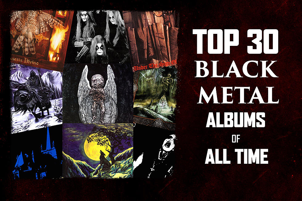 Top 30 Black Metal Albums of All Time