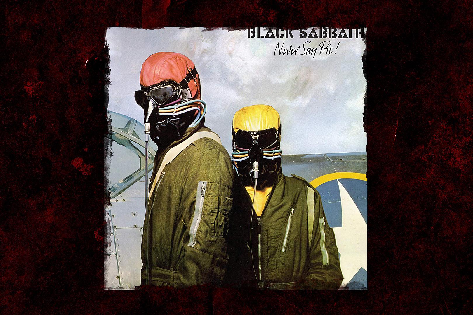 42 Years Ago: Black Sabbath Release 'Never Say Die!'