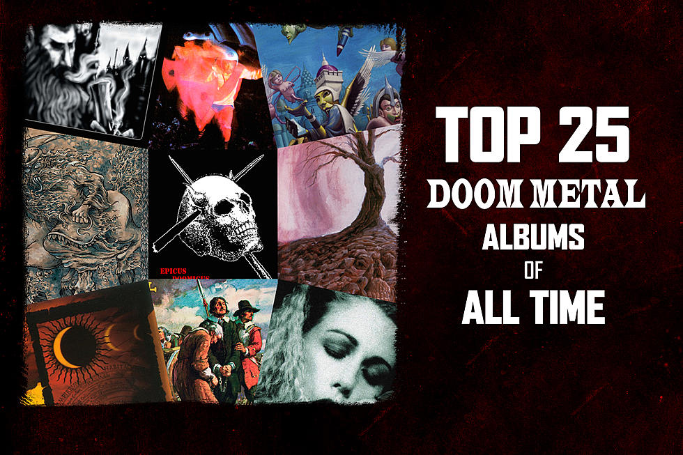 Top 25 Doom Metal Albums of All Time