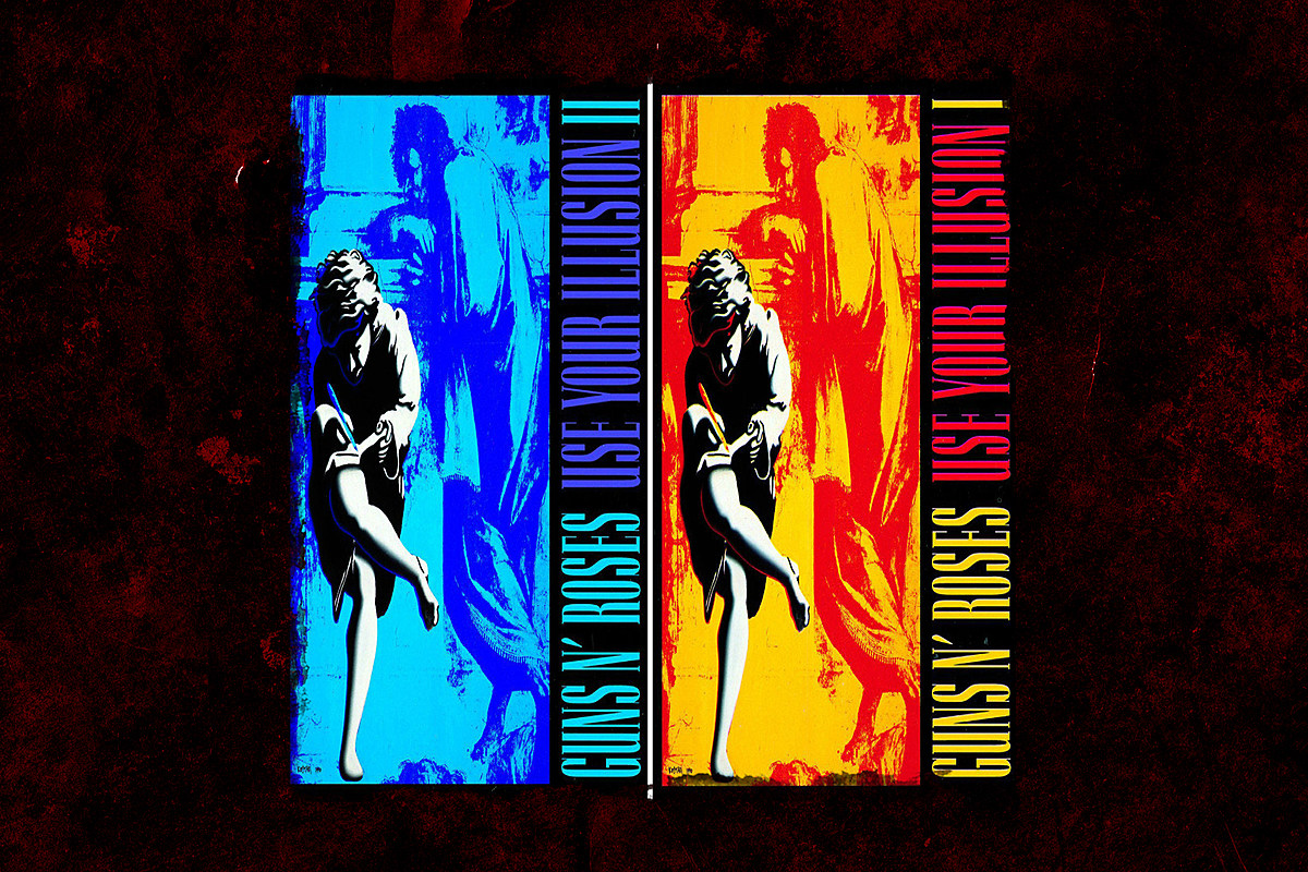 28 Years Ago: Guns N' Roses Issue 'Use Your Illusion I' & 'II'