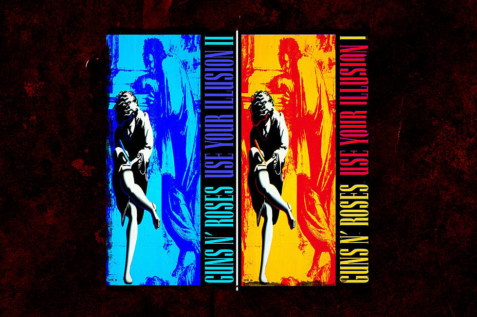 27 Years Ago: Guns N' Roses Issue 'Use Your Illusion I' & 'II'