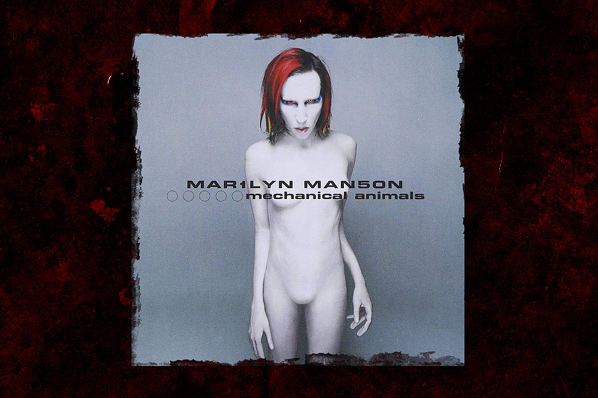 Marilyn Manson Mechanical Animals Anniversary 22 Years Ago: Marilyn Manson Goes Glam With 'Mechanical Animals'