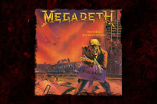 32 Years Ago: Megadeth Release 'Peace Sells… But Who's Buying?'